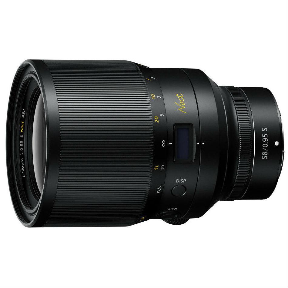 Nikon Z 58mm F/0.95 S Noct PRE ORDER