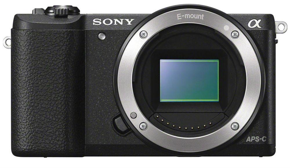 Sony A5100 body zwart (ILCE5100B.CEC)