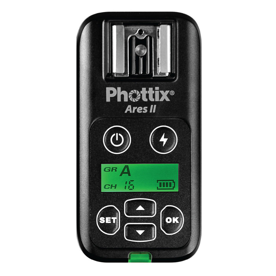 Phottix Ares II Flash Trigger Receiver Sony