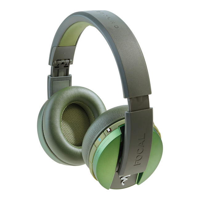 Focal Listen Wireless Chic (Groen/Olive)