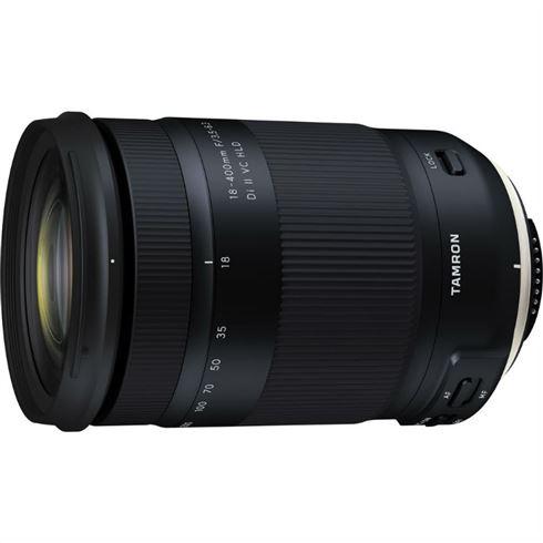 Zoomlens voor camera: Tamron 18-400mm voor Canon