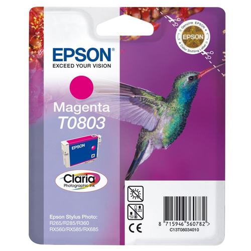 Epson T0803 Magenta/Magenta