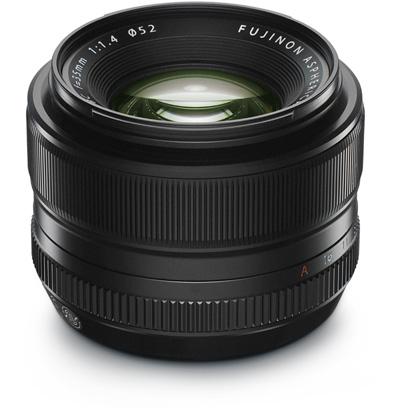 Fujifilm XF 35mm F/1.4 R Fujinon eqv. 53mm