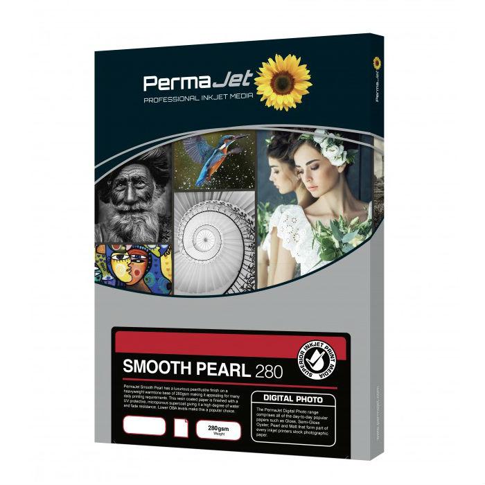 PermaJet PJ50758 Smooth Pearl 280gsm 17 30m