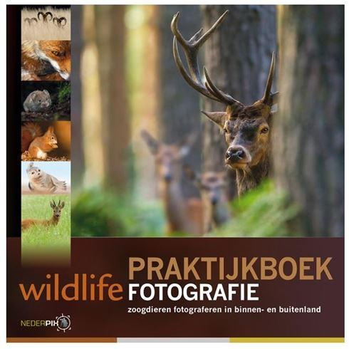 Pixfactory Prakijkboek Wildlife fotografie OUTLET