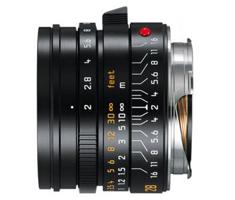 Leica 11672 M Summicron 28mm F/2.0 ASPH zwart