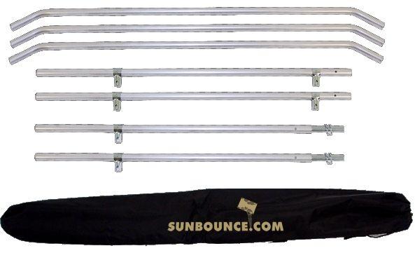 Sunbounce SB PRO Frame with Shoulder Sling Bag