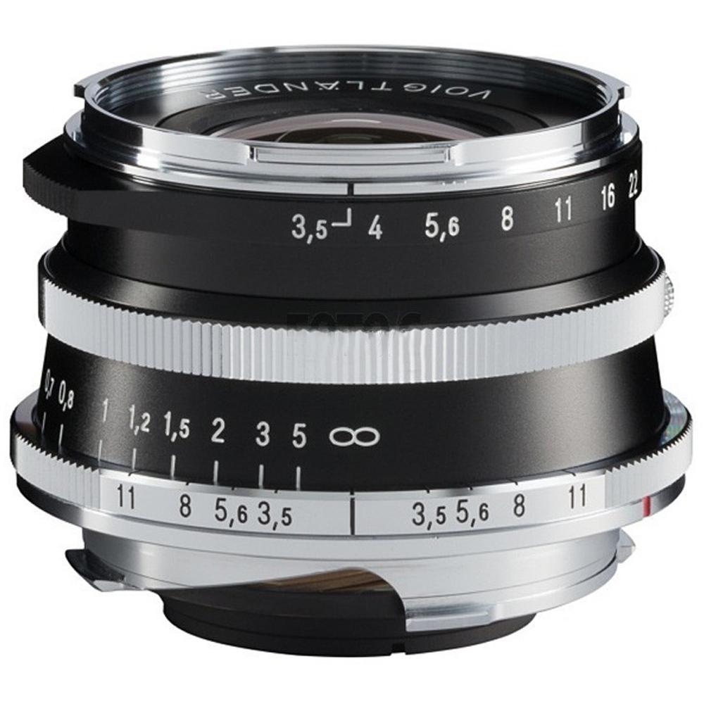 Voigtländer Color Skopar 21mm f/3.5 voor Leica M