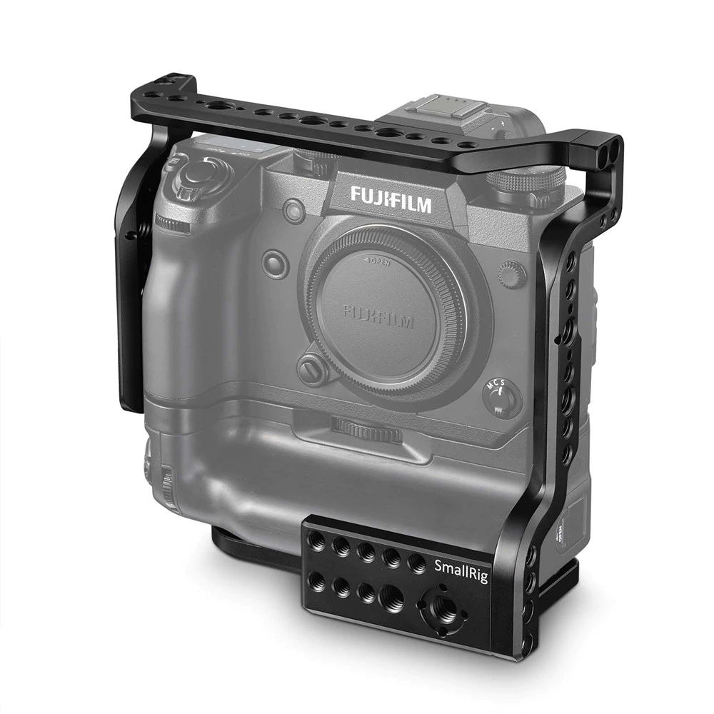 SmallRig 2124 Cage for Fujifilm X-H1 Camera with Battery Grip