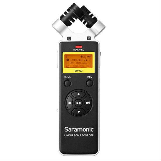 Saramonic SR-Q2 opnamerecorder