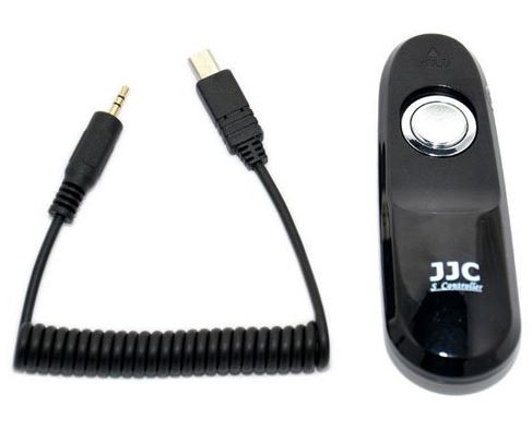 JJC S-S2 Camera Remote Shutter Cord voor Sony A6000, A7-serie