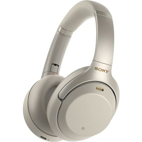Sony WH1000XM3 silver OUTLET