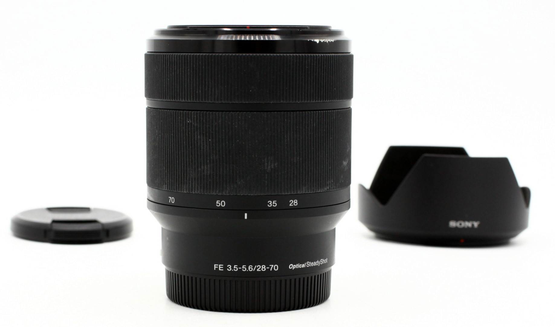 Sony FE 28-70mm F/3.5-5.6 OSS (SEL2870.AE) occasion
