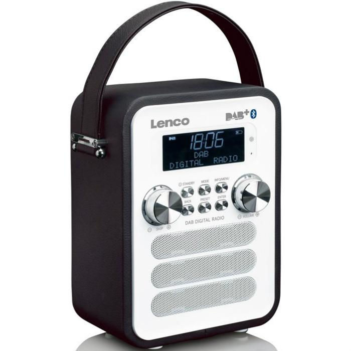 Lenco PDR050 Zwart