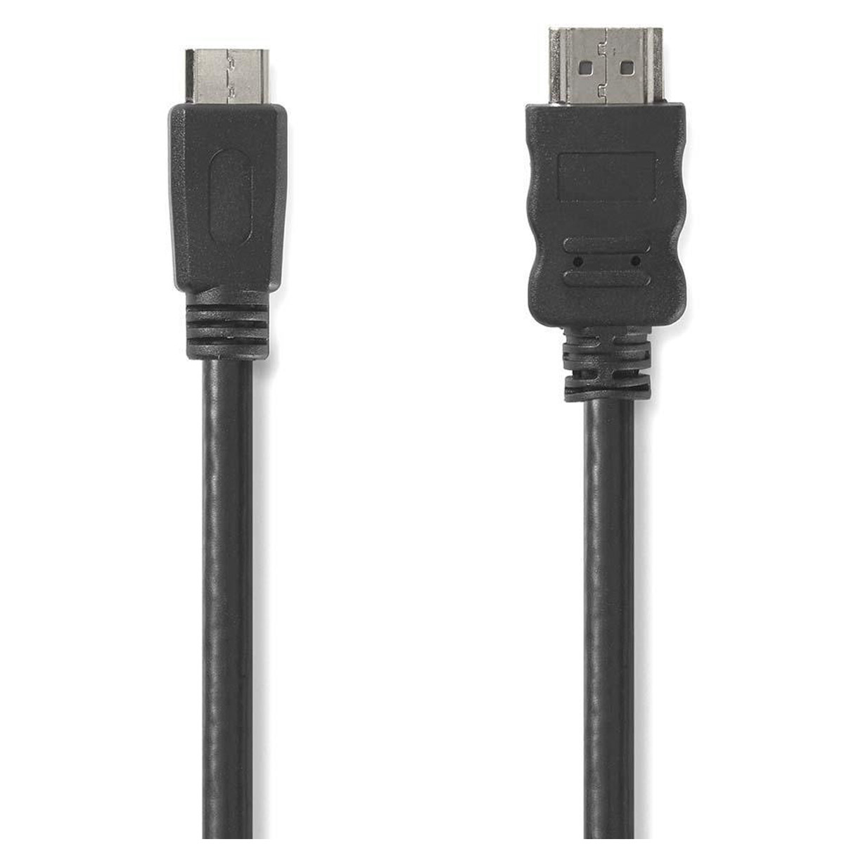 Nedis HDMI male - Mini HDMI male 2.00m zwart