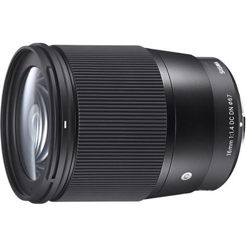 Sigma 16mm F/1.4 DC DN Contemporary MFT