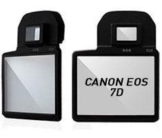 Larmor III screenprotector Canon 7D