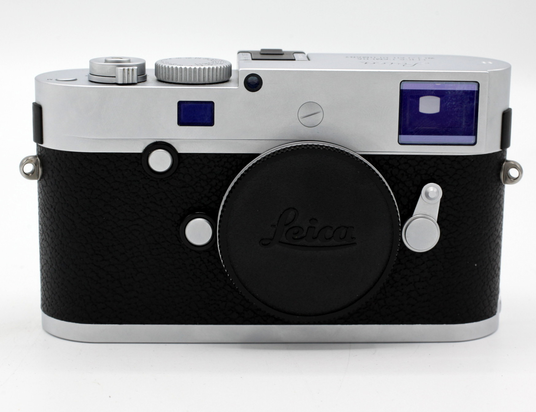 Leica M-P body zilver (typ 240) 10772 occasion