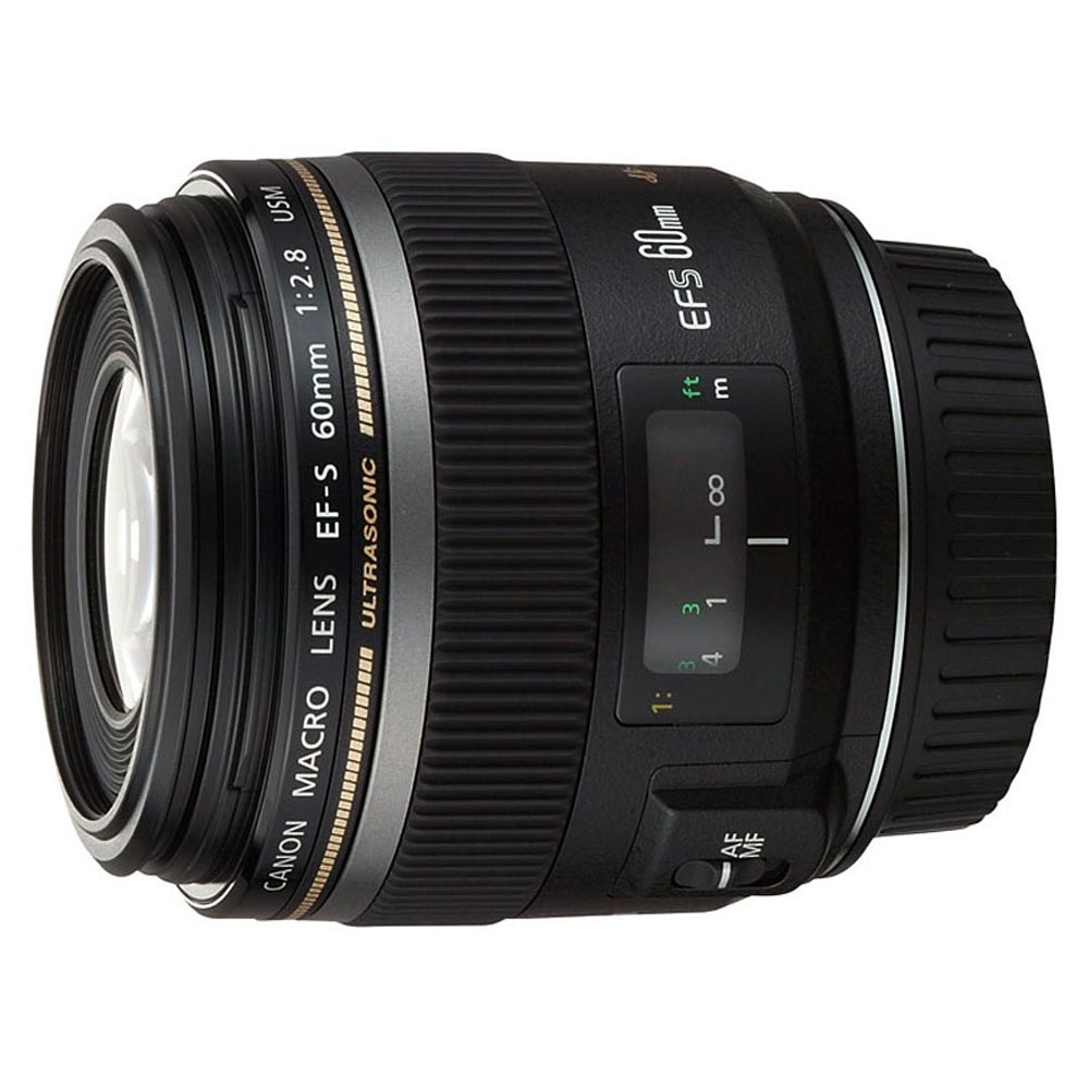 Canon EF-S 60mm F2.8 USM Macro OUTLET