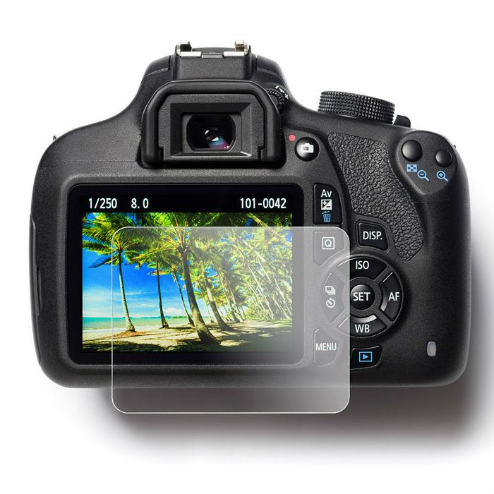 easyCover Glass Screen Protector Nikon D7500