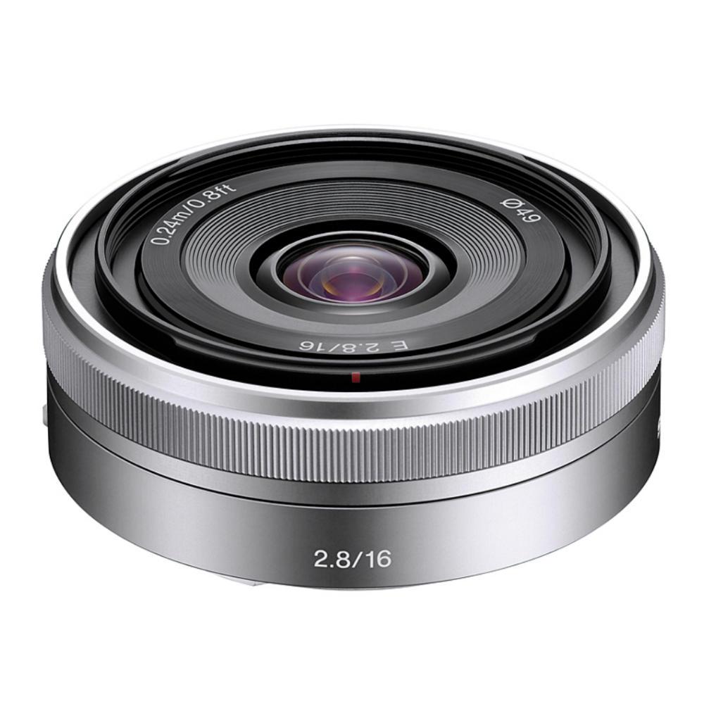 Sony E 16mm F/2.8 (SEL16F28.AE)