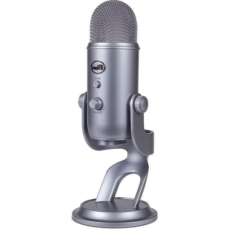 Blue Microphones Yeti USB Microphone (Space Grey)