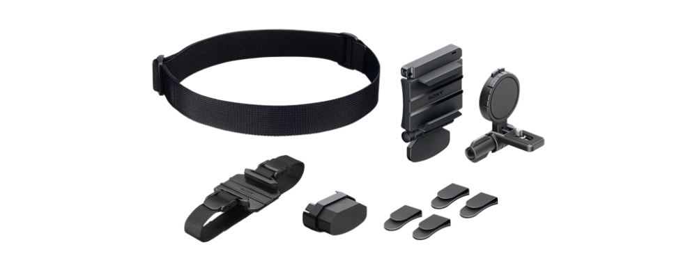 SONY HEAD MOUNT KIT ACTION CAM (ADJUSTABLE)