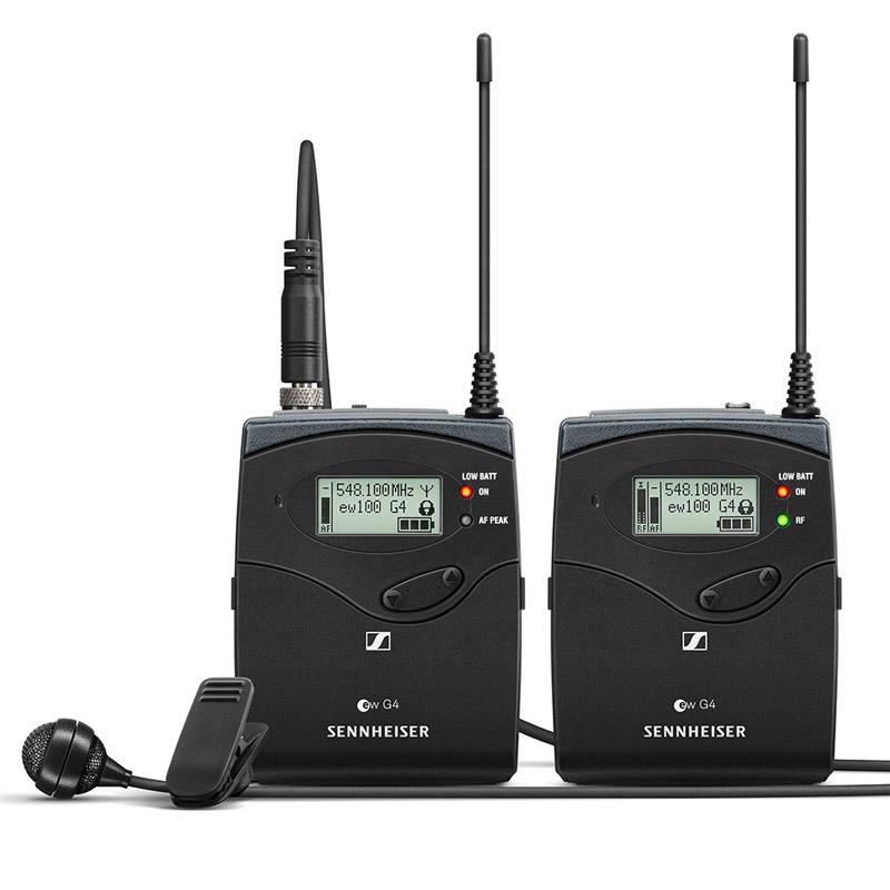 Sennheiser EW 122P G4-B (626-668 MHz)