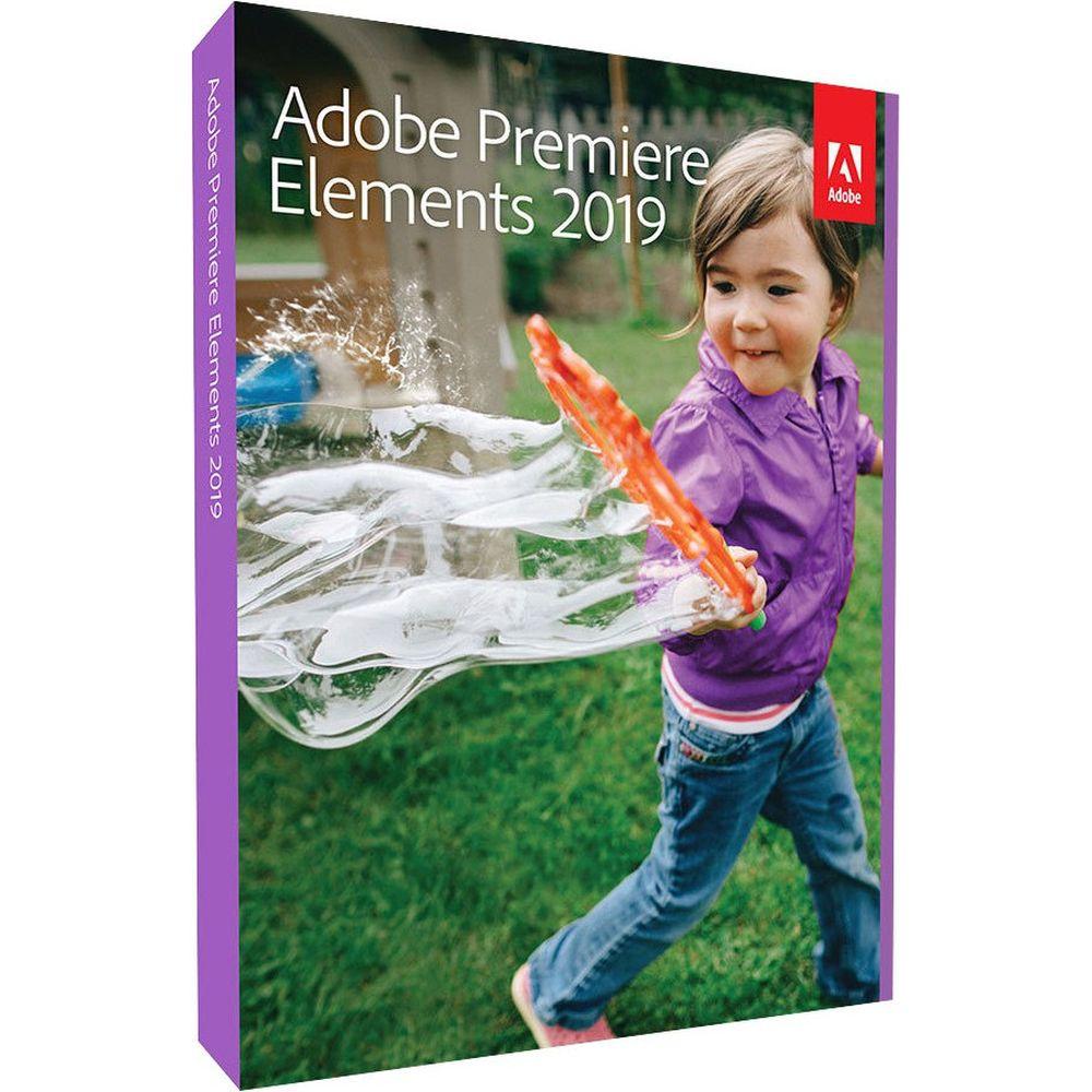 Adobe Premiere Elements 2019 DE Windows / Mac