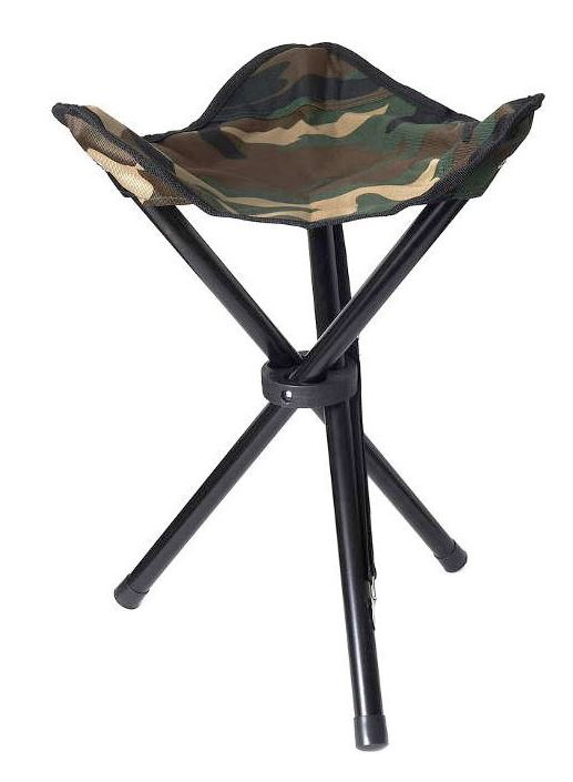 Stealth Gear Collapsible Stool 3 legs