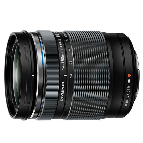 Olympus MFT 14-150mm f/4.0-5.6 II zwart ED M.Zuiko Digital (Outlet)