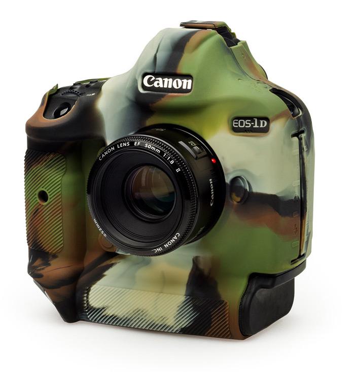 Afbeelding van easyCover Cameracase Canon 1Dx Mark II camouflage