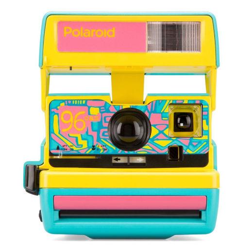 Impossible Refurbished 600 camera - 96 fresh blue