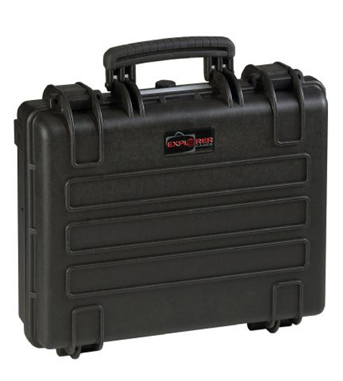Explorer Cases 4412 Koffer Zwart Foam 474x415x149mm