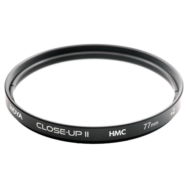 Hoya Close-Up +2 II HMC 49mm in SQ. Case