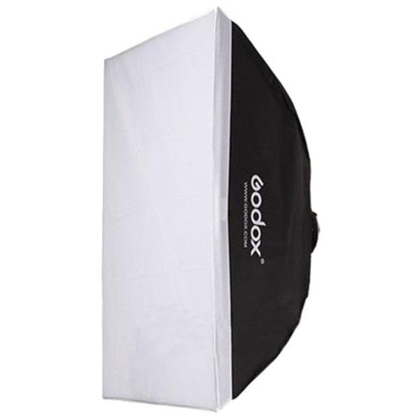 Godox Softbox met paraplu aansluiting 60x90
