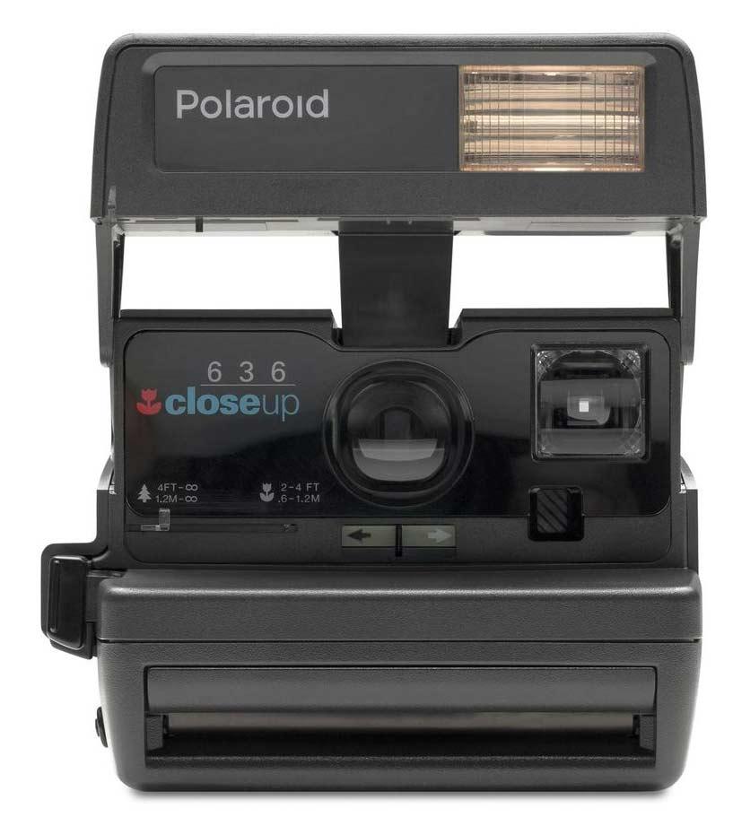 Polaroid One Step Close Up 600 Instant Camera