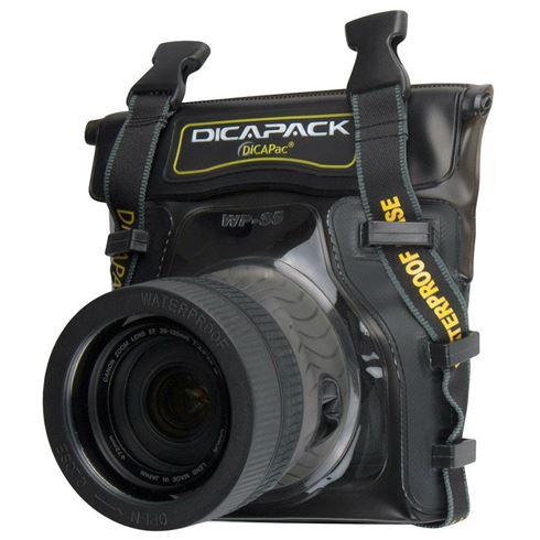 Dicapac WP-S5 Onderwaterbehuizing (Ex-Demo)