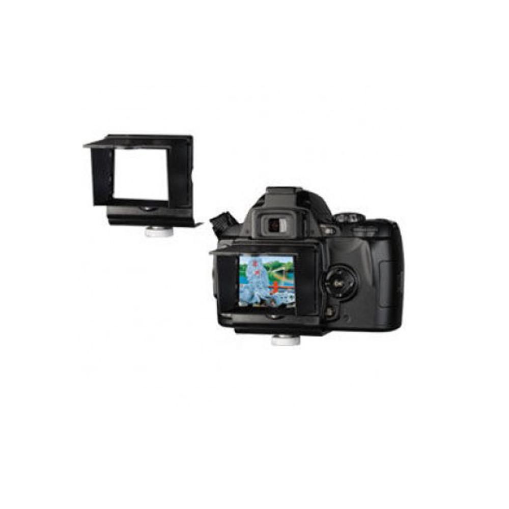 LCD zonnekap-hood voor Nikon D-90 (4300038)