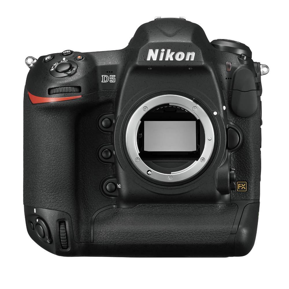 Nikon D5 body XQD