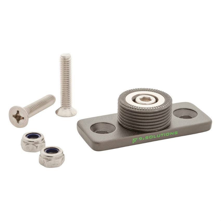 9.Solutions Quick Mount Receiver to Screw Plate