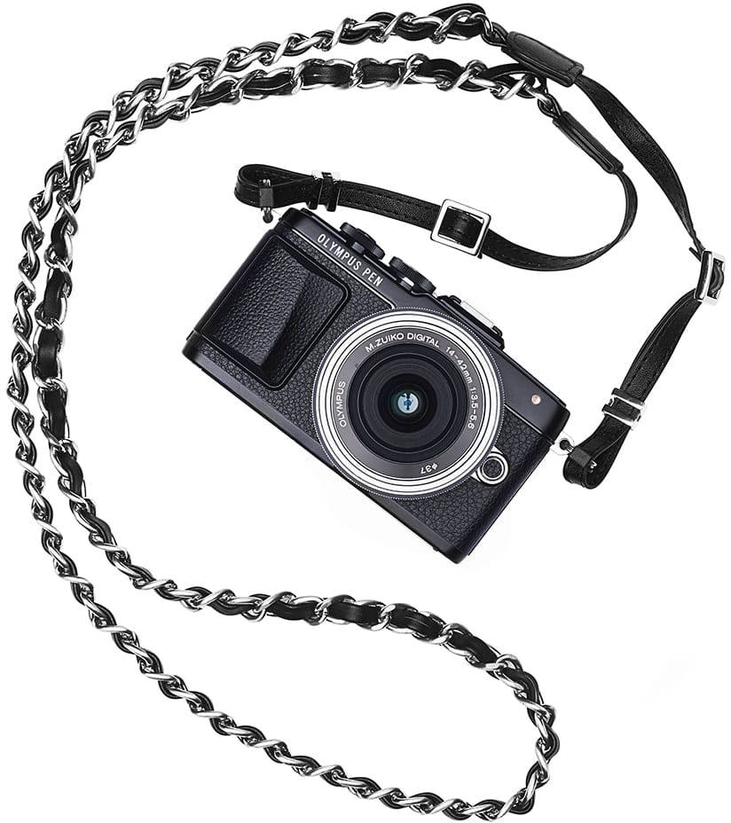 Olympus Style Necklace Strap Be my Rockstar