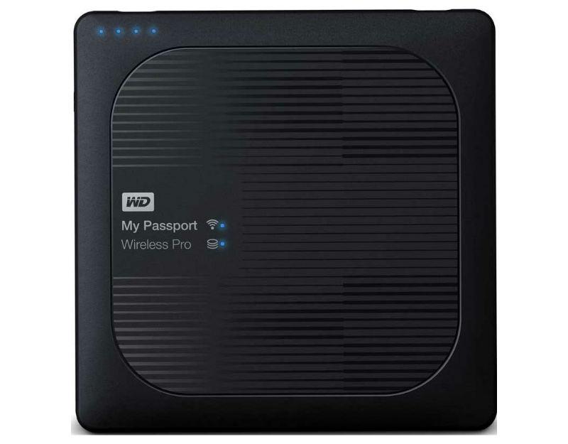 Western Digital My Passport Wireless Pro 3TB WiFi OUTLET