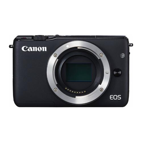 Canon EOS M10 zwart body