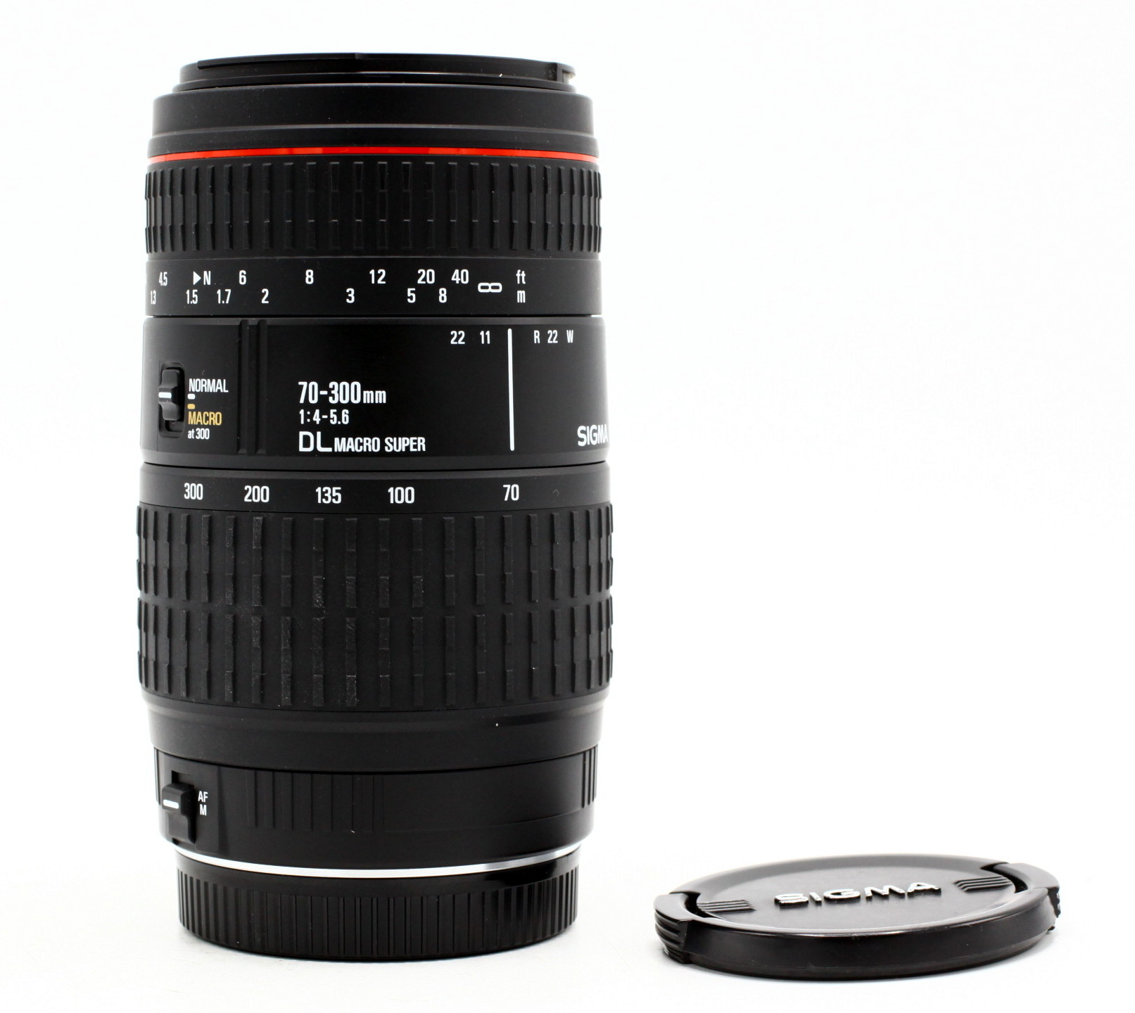 Sigma AF 70-300mm F4.0-5.6 APO Macro Canon occasion