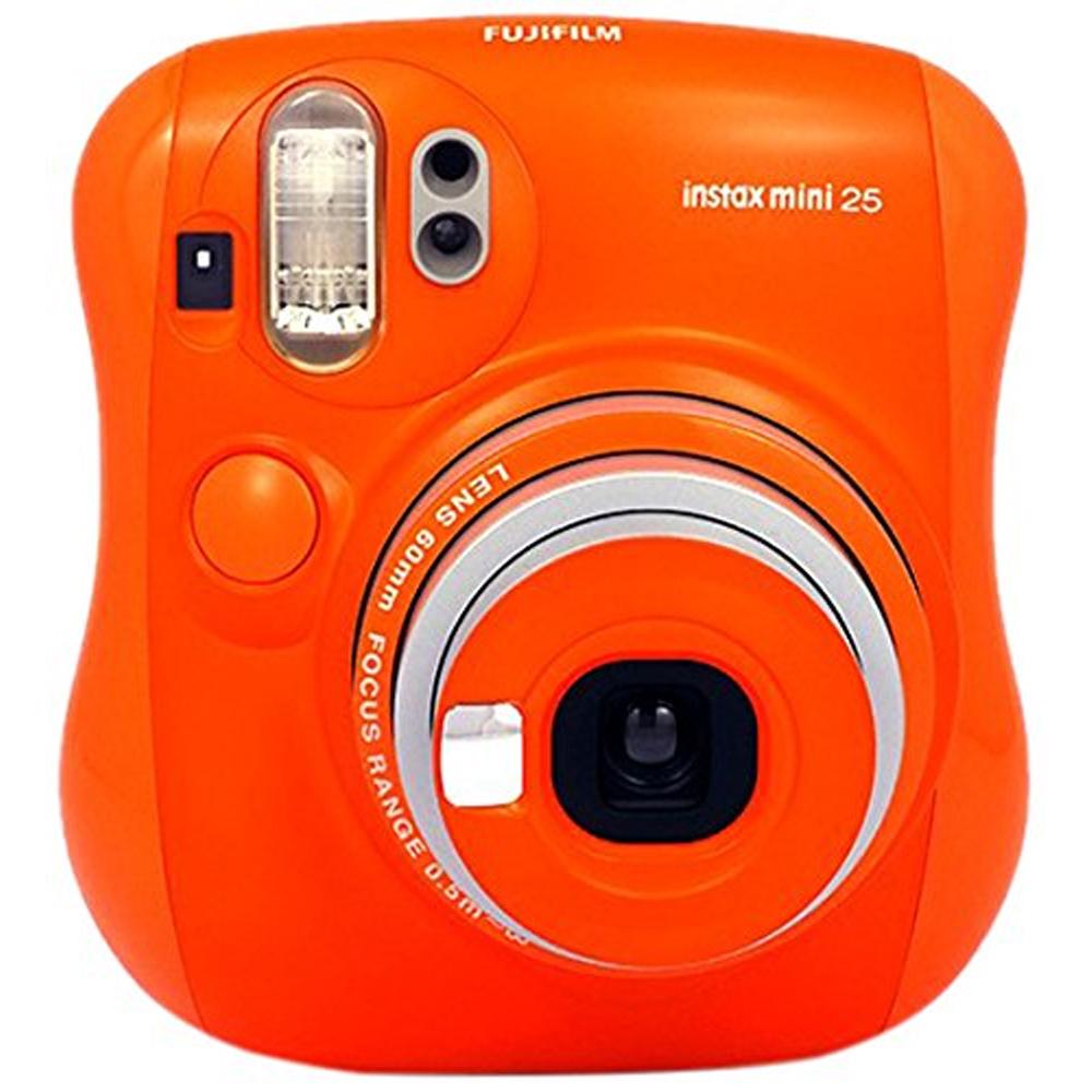 Fujifilm Instax Mini 25 Orange