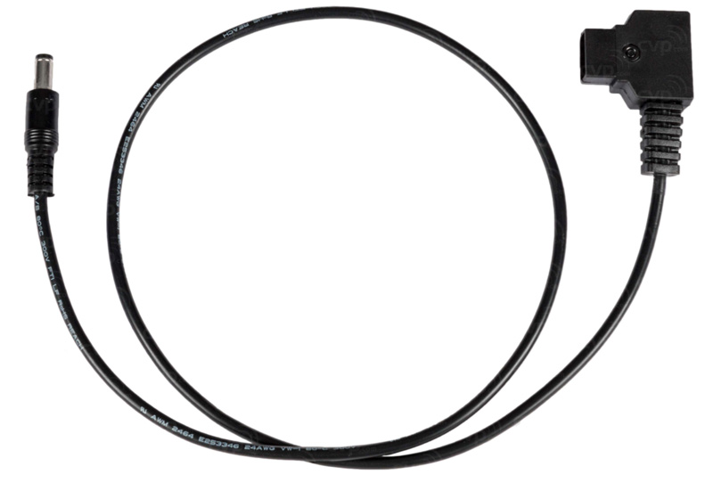 Avtec D-Tap to Jack Power Cable 50,8cm
