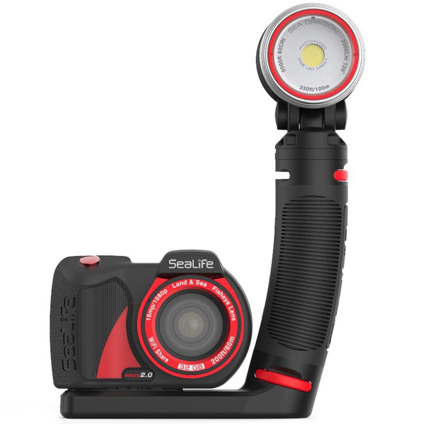 SeaLife Micro 2.0 Pro 2000 Camera Set