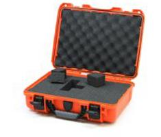 Nanuk 910 Case Orange with Foam