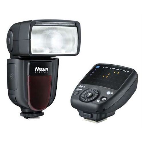 Nissin Di700A kit Nikon incl. Air 1 NAS TTL-commander